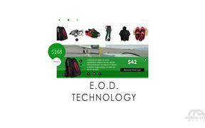 EOD Technology Reel Deep