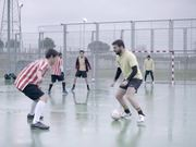 Libero Campaign: Football Dancing: Rock & Roll