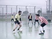 Libero Campaign: Football Dancing: Rock & Roll