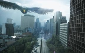 Tecate Commercial: Black Eagle