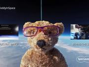 Specsavers Commercial: Teddy in Space