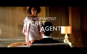 Café Royal Campaign with Agent Robbie Williams