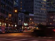 Nightly NYC Traffic Time Lapse