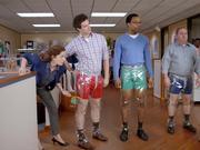 Fruit of the Loom Video: Plastic Pants