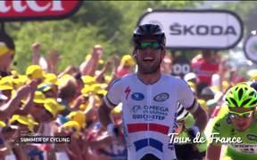 Summer of Cycling Promo on British Eurosport