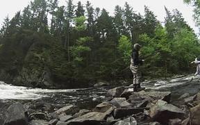 Fishing Pools, Rivers and Small Streams
