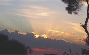 Amazing Summer Sunset