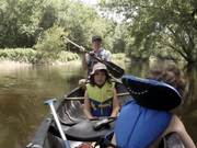 Summer Canoe Trip with the Kids