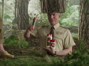 Old Spice Campaign: Woods