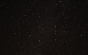 Distant Stars Time Lapse