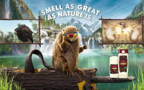 Old Spice Campaign: A Man in Nature: Log