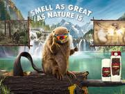 Old Spice Campaign: A Man in Nature: Coconut