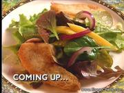 Sweetbread Salad with Mango by Debra Ponzek