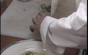 Pan-seared Scallops with Zucchini