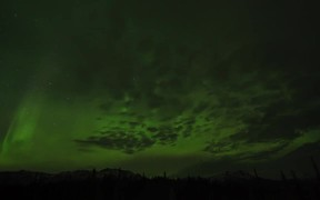 Denali National Park: Lights in Motion