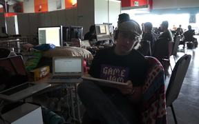 Stay Tuned - A GameJam 2012 audio-only game