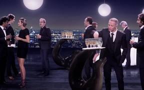 France 3 Video: Bar Flamants Voeux Animateurs