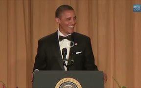 GSA Campaign: Patience: Obama Tells Racist Joke