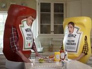 Heinz Campaign: The Break Up