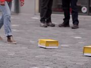 Swiss Post Commercial: Rolling Parcels