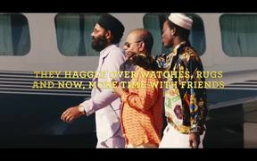 Andes Campaign: Hagglers