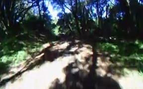 Wet  Mountain Biking