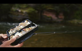 Fishing And Testing Sony F55