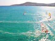 Windsurfing in Greece