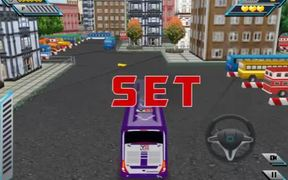 Bus Parking 3D World 2 Walkthrough