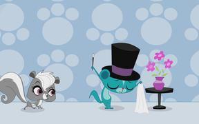 Littlest Pet Shop Trailer