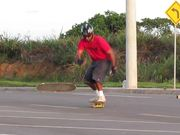 Skate a Pampa - Try to Hardflip