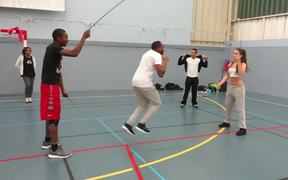 D.D. Rope Style Crew - Training
