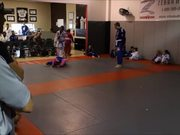 Gracie Barra Mansfield Kids Competition Training