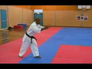 Master Paul Mitchell United Taekwondo Training