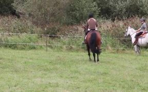 Tacksi and Michelle Grimmer Training