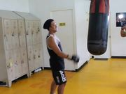 Boxing with Rocco Nacino