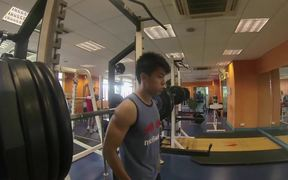 Weights Room : Gym Testing