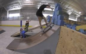 Zero Gravity Skate Park Summer Camp
