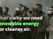 "Greenpeace - ""Smog Perfume"" Campaign"