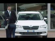 Škoda Superb - Reverse Test Drive