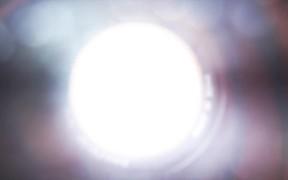 Projector in Macro View