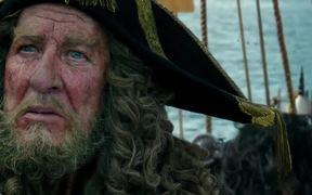 Pirates of  Caribbean: Dead Men Tell No Tales T-r2
