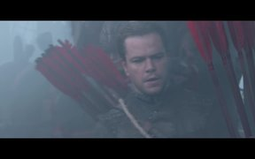 The Great Wall Official Trailer 2