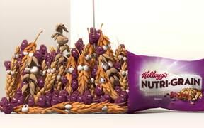 Kelloggs Nutri-grain: The Malet