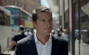 Land Rover 'Can and Will' Bear Grylls