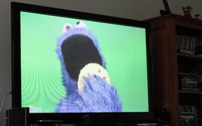 Right Hand Man - Cookie Monster