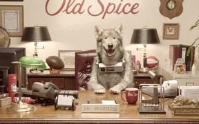 Old Spice - Meet Mr Wolfdog 30
