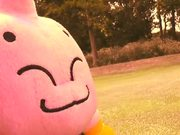 Majin Buu's Day Out