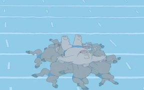 Medal Moment Family Guy