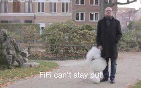 Fifi Cherche WiFi Best Fon Ad Ever
